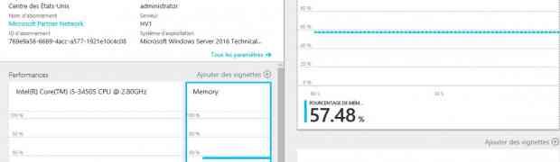 Manager un Serveur Nano ou un Serveur Windows 2016 depuis Azure en utilisant Connexions Outils d'administration serveur