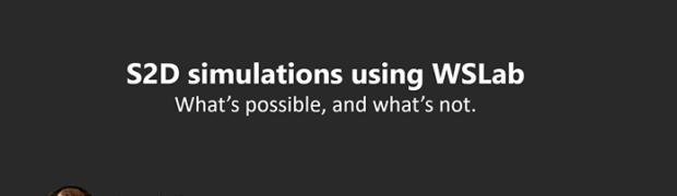 WSLab : Lab S2D ou Azure Stack HCI et plus...