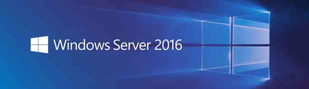 Microsoft lance Windows Server 2016 version 1709